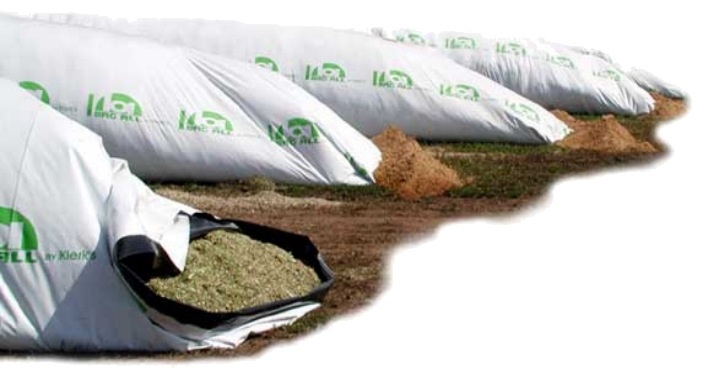 silage tube